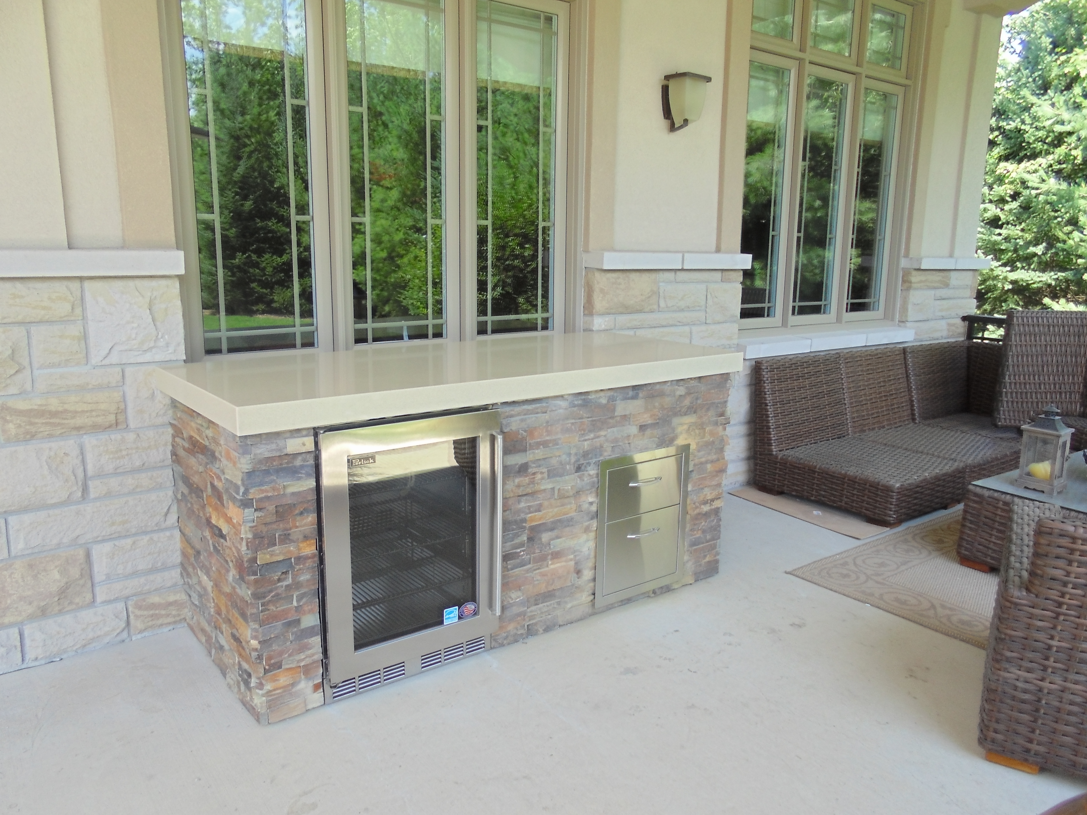 Outdoor Bbq Kitchen Outdoor Bbq Kitchen Custom Outdoor Kitchens Patio Traditional